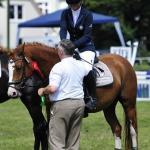 Maria Plesse und Cassy  5.Platz Standard-Springwettbewerb
